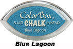 Blue Lagoon Fluid Chalk Cat's Eye Ink Pad