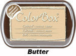 Fluid Chalk Butter ColorBox Pad by Clearsnap