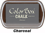Fluid Chalk Charcoal ColorBox Pad by Clearsnap
