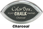 Charcoal Fluid Chalk Cat's Eye Ink Pad