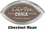 Chestnut Roan Fluid Chalk Cat's Eye Ink Pad