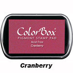 ColorBox Pigment Ink Pads