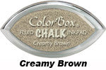 Creamy Brown Fluid Chalk Cat's Eye Ink Pad