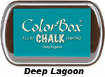 Fluid Chalk Deep Lagoon