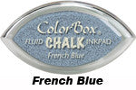 French Blue Fluid Chalk Cat's Eye Ink Pad