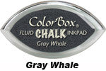 Gray Whale Fluid Chalk Cat's Eye Ink Pad