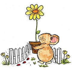 Daisy Mae Rubber Stamp From Great Impressions