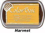 Fluid Chalk Harvest ColorBox Pad by Clearsnap