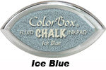 Ice Blue Fluid Chalk Cat's Eye Ink Pad