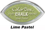 Lime Pastel Fluid Chalk Cat's Eye Ink Pad