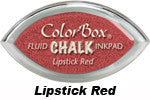 Lipstick Red Fluid Chalk Cat's Eye Ink Pad