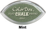 Mint Fluid Chalk Cat's Eye Ink Pad