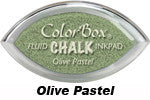 Olive Pastel Fluid Chalk Cat's Eye Ink Pad