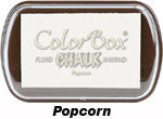 Fluid Chalk Popcorn ColorBox Pad by Clearsnap