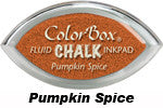 Pumpkin Spice Fluid Chalk Cat's Eye Ink Pad