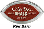 Red Barn Fluid Chalk Cat's Eye Ink Pad