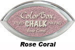 Rose Coral Fluid Chalk Cat's Eye Ink Pad