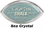 Sea Crystal Fluid Chalk Cat's Eye Ink Pad