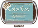 Fluid Chalk Serene ColorBox Pad by Clearsnap