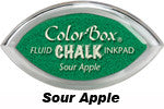 Sour Apple Fluid Chalk Cat's Eye Ink Pad