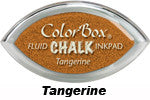 Tangerine Fluid Chalk Cat's Eye Ink Pad