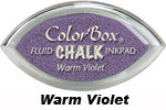 Warm Violet Fluid Chalk Cat's Eye Ink Pad