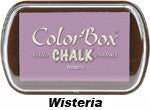 Fluid Chalk Wisteria ColorBox Pad by Clearsnap