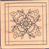 PSX Whig Rose Patch