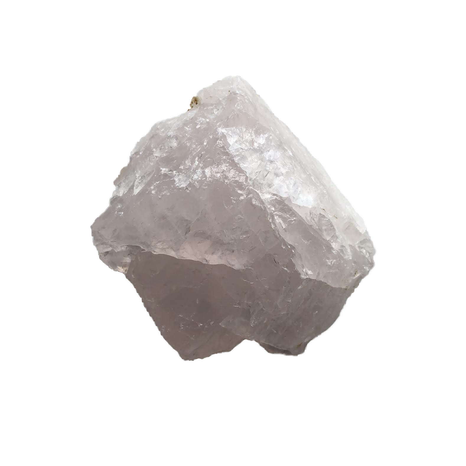 Raw Rose Quartz from Brazil