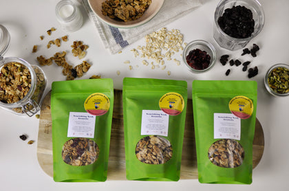 Power-Up Organic Granola