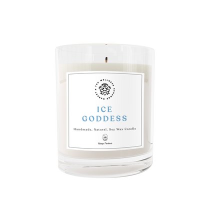 Ice Goddess Soy Candle (BACK IN STOCK)
