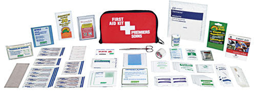 Wilderness First Aid Kit, Nylon Soft Pack