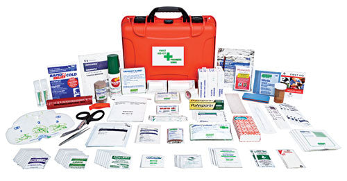 Water Sports First Aid Kit with Waterproof Case