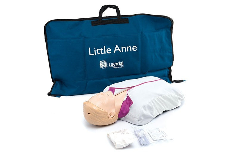 Little Anne with Soft Pack/Training Mat