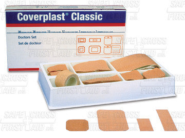 Coverplast, Doctors Set, 101 Assorted Dressings