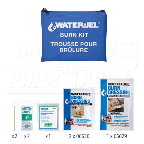 WaterJel Burn Kit III