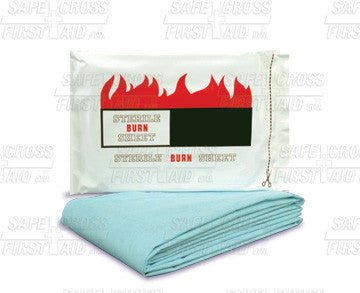 Burn Sheet, 152.4 x 243.8 cm, Sterile