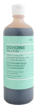 Povidone Iodine Antiseptic Solution