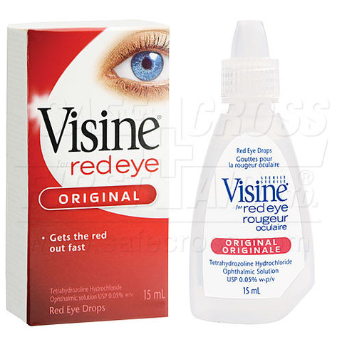 Visine Original Eye Drops