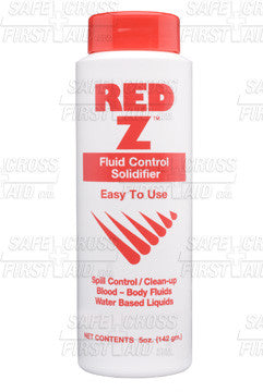 Red Z, Fluid Control Solidifier, 142 g