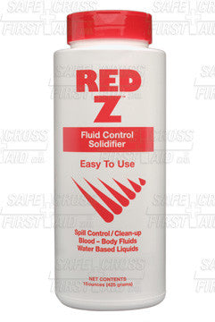 Red Z, Fluid Control Solidifier, 425 g