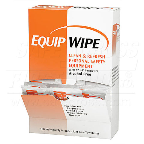 Personal Equipment Wipes