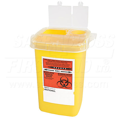 Sharps/Biohazard Collector, 946 mL