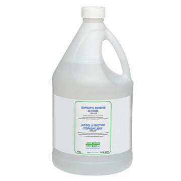 Alcohol Isopropyl Rubbing Compound, 70%, 4 L