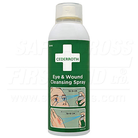 Eye & Wound Cleansing Spray, 150 mL