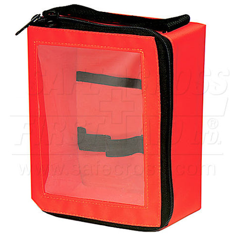Nylon Trauma Bag Insert, Orange, 19.1 x 14.6 x 9.5 cm