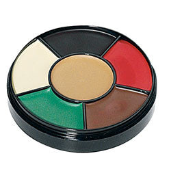 Grease Paint Make Up Wheel - Special Effects Shades