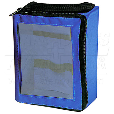 Nylon Trauma Bag Insert, Blue, 19.1 x 14.6 x 9.5 cm