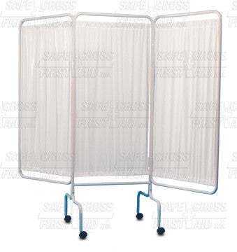 Privacy Screen, 3-Panel, Mobile