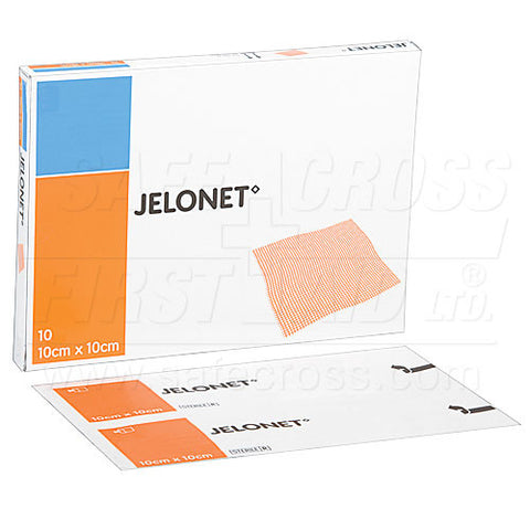 "Jelonet Paraffin Gauze Dressings 4"" x 4"""